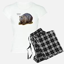 Common Wombat pajamas