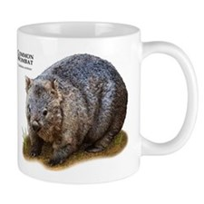Common Wombat Small Mugs