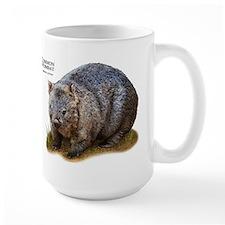 Common Wombat Ceramic Mugs