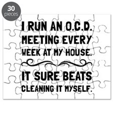 OCD Cleaning House Puzzle