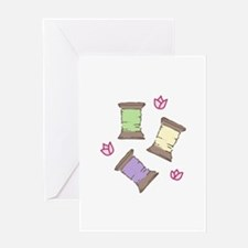 Thread Greeting Cards