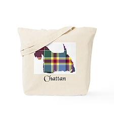Terrier - Chattan Tote Bag