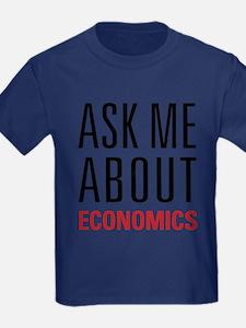 Economics - Ask Me About - T