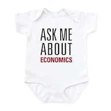 Economics - Ask Me About - Infant Bodysuit