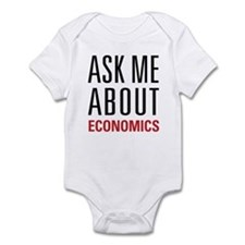 Economics - Ask Me About - Onesie