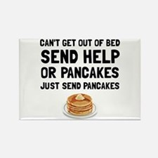 Send Pancakes Magnets