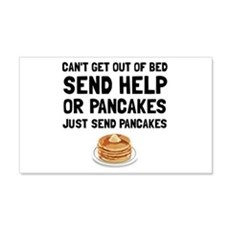 Send Pancakes Wall Decal