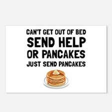 Send Pancakes Postcards (Package of 8)
