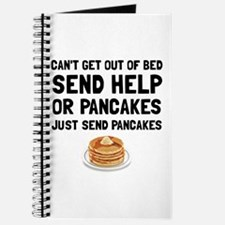 Send Pancakes Journal