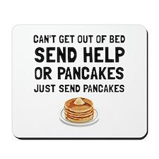 Send Pancakes Mousepad