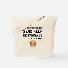 Send Pancakes Tote Bag