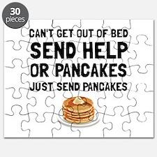 Send Pancakes Puzzle
