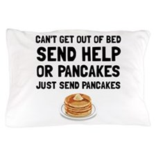 Send Pancakes Pillow Case