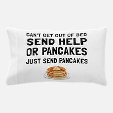 Send Pancakes Pillow Case