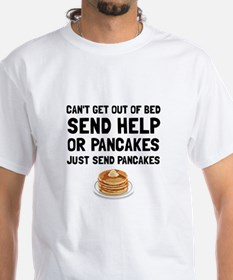 Send Pancakes T-Shirt