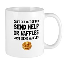 Send Waffles Mugs