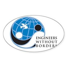 EWB-logo Decal