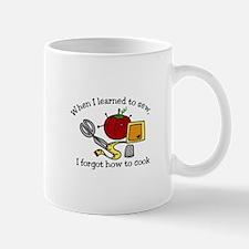 When I Learned Mugs