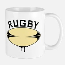 Rugby ball Mugs