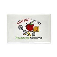 Sewing Forever Magnets