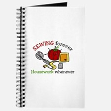 Sewing Forever Journal