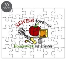 Sewing Forever Puzzle