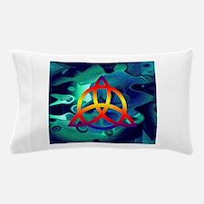 Trinity Rainbow Rain Pillow Case