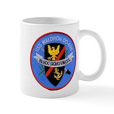 USS WALDRON Mug