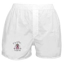 Im Knittin Boxer Shorts