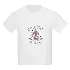 Im Knittin T-Shirt