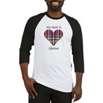 Heart - Chattan Baseball Jersey
