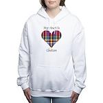 Heart - Chattan Women's Hooded Sweatshirt