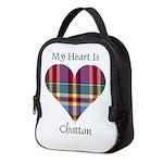 Heart - Chattan Neoprene Lunch Bag