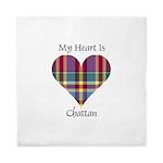 Heart - Chattan Queen Duvet