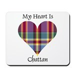 Heart - Chattan Mousepad