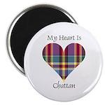 Heart - Chattan Magnet