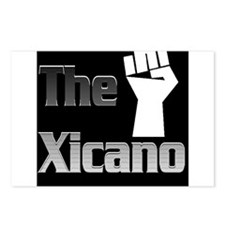 The Xicano Postcards (Package of 8)