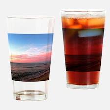 PINK SKIES Drinking Glass