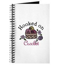Hooked On Crochet Journal