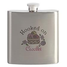 Hooked On Crochet Flask