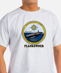 Ford Plank Owner Crest T-Shirt