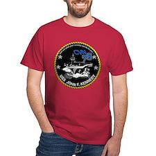 CVN 79 John F Kennedy T-Shirt