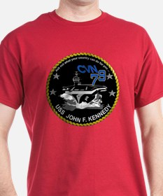 Ford Keel Laying Crest T-Shirt