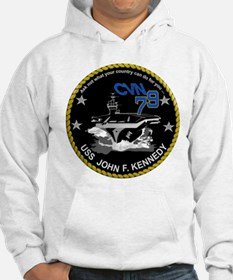 Ford Keel Laying Crest Hoodie