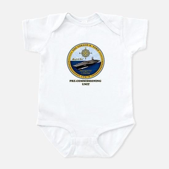 PCU Ford Infant Bodysuit