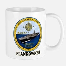 Ford Plank Owner Crest Mug Mugs