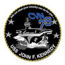 CVN 79 John F. Kennedy