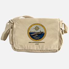 PCU 78 Gerald R. Ford Messenger Bag