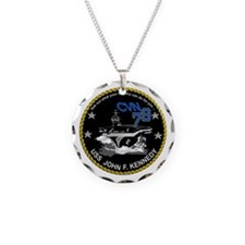 CVN 79 John F Kennedy Necklace