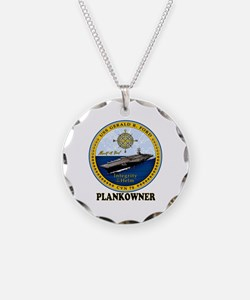 USS Enterprise CVN-80 Necklace